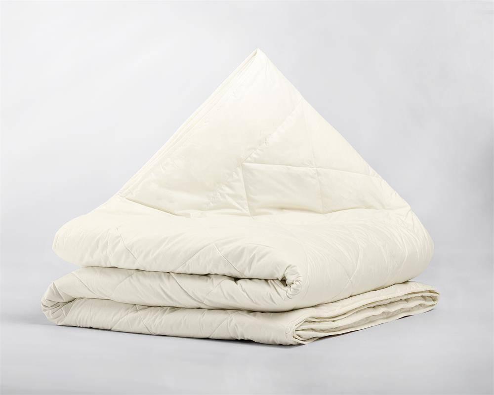 Sleeptime Percale Wool Touch 4-seizoenen dekbed 240x220cm