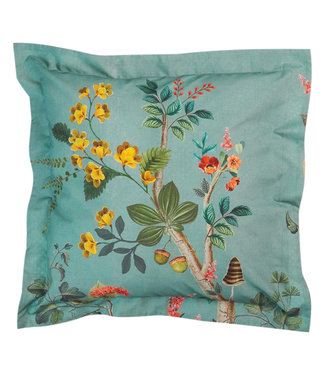 Pip Studio Sierkussen Wild and Tree Blue