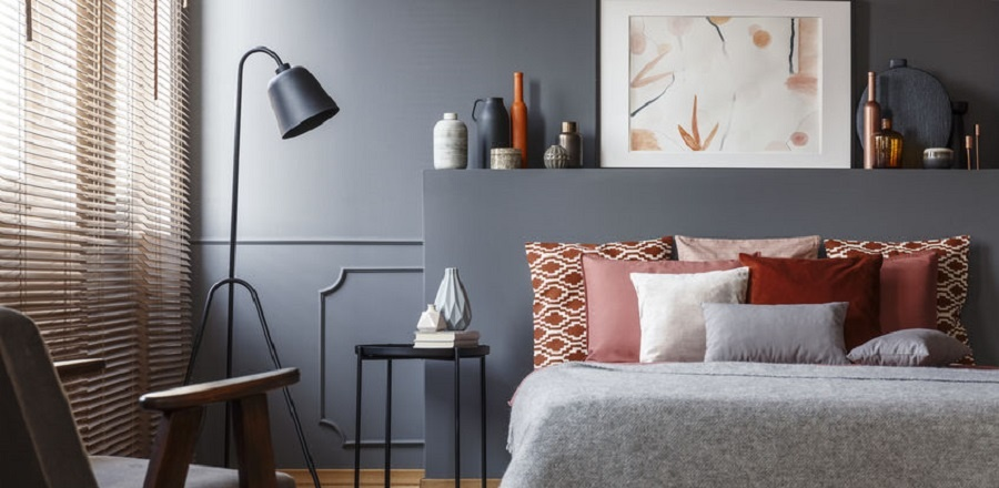 7 ideeën om je slaapkamermuur om te toveren.