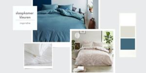 Dit zijn de beste slaapkamer kleuren