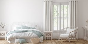 Trend: een Scandinavische slaapkamer