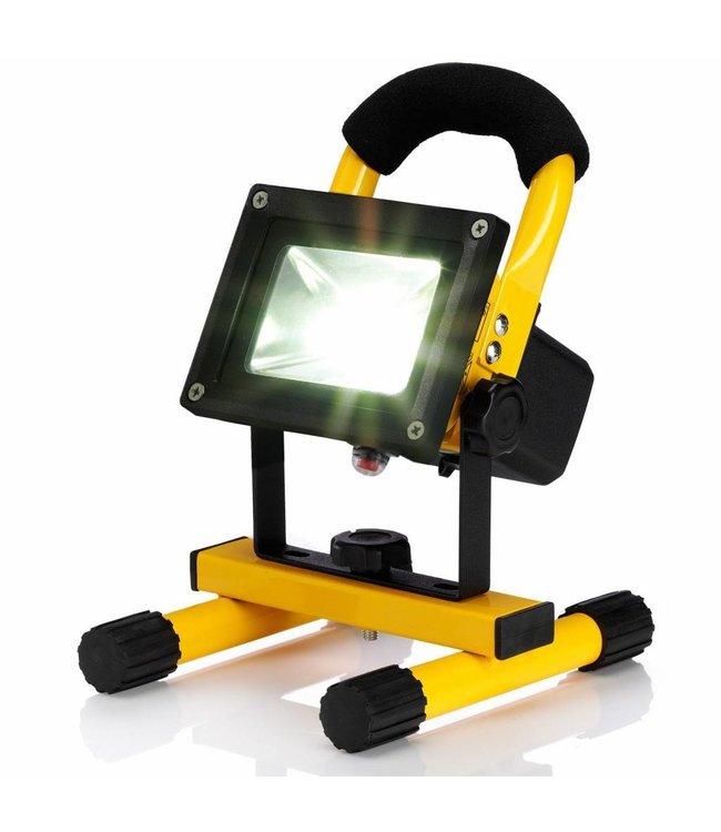 Mr Safe Oplaadbare LED Schijnwerper
