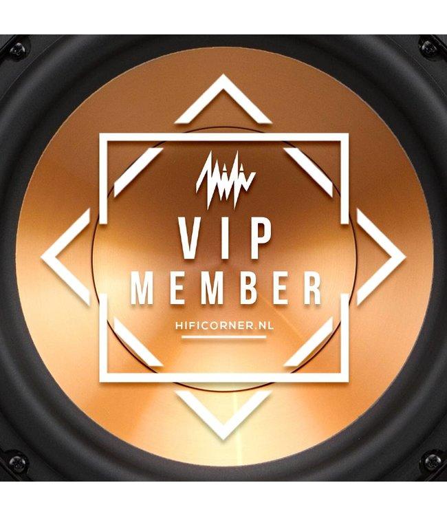 Hificorner VIP abonnement - Exclusieve