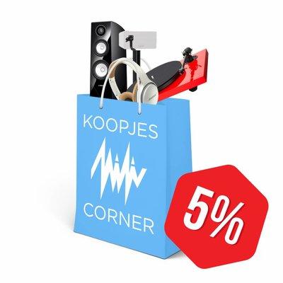 Koopjescorner - 5%