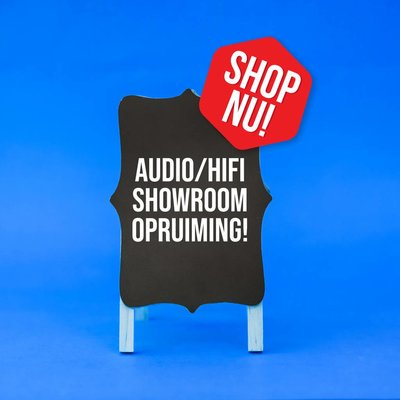 Showroom Opruiming