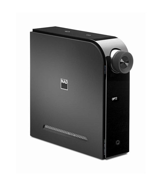 NAD D 1050 USB DAC (Zwart) (Black Friday)