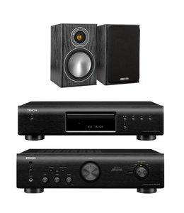 Denon PMA-520 + DCD-520 + Monitor Audio Bronze 1