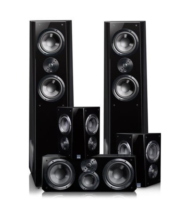 SVSound Ultra Tower Surround System (5.0)