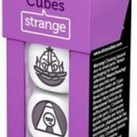 Story Factory Rory's Story Cubes - Strange