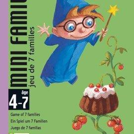 Djeco Djeco 5101 Kaartspel - Mini familie