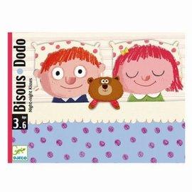 Djeco Djeco 5176 Kaartspel - Bisous Dodo