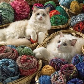 Cobble Hill Cobble Hill Ragdolls (275 XL stukjes)