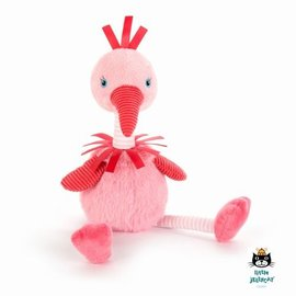 Jellycat Jellycat Flapper Flamingo Chime