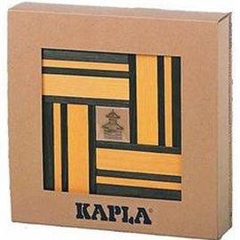 Kapla Kapla 40 doos geel/groen met boekje