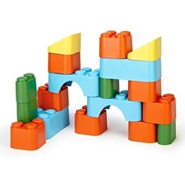 Green Toys Bouwblokkenset