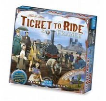 Ticket to Ride France/Old West (uitbreiding)