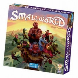 Days of Wonder Small World NL