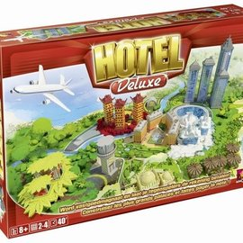 Asmodee Hotel Deluxe