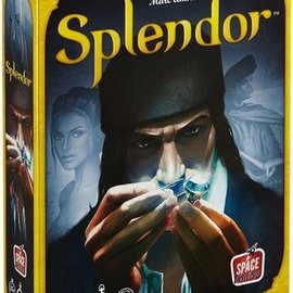 Asmodee Splendor: Space Cowboys