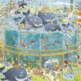 Heye Heye puzzel Ocean Habitat (1000 stukjes)