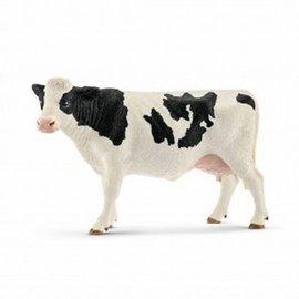 Schleich Schleich 13797 Zwartbont koe