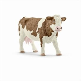 Schleich Schleich 13801 Simmental koe