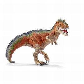 Schleich Schleich 14543 Giganotosaurus Oranje