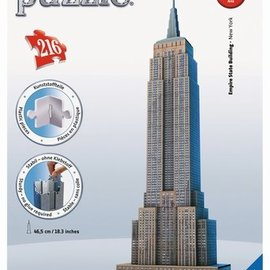 Ravensburger 3D puzzel Empire State Building