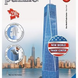 Ravensburger Ravensburger 3D puzzel One World Trade Center
