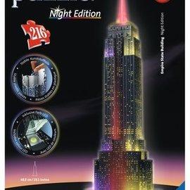 Ravensburger Ravensburger 3D puzzel Empire State Building nachteditie