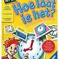 Ravensburger Ravensburger Hoe laat is het?
