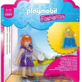 Playmobil Playmobil - Fashion girl - Stad (6885)