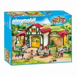 Playmobil Playmobil - Paardrijclub (6926)