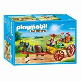 Playmobil Playmobil - Paard en kar (6932)