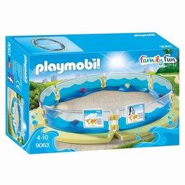 Playmobil Playmobil - Bassin voor zeedieren (9063)