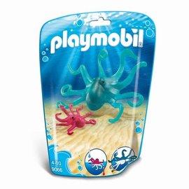 Playmobil Playmobil - Inktvis met jong (9066)