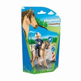 Playmobil Playmobil - Politie met paard (9260)