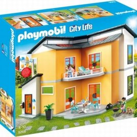 Playmobil Playmobil - Modern woonhuis (9266)