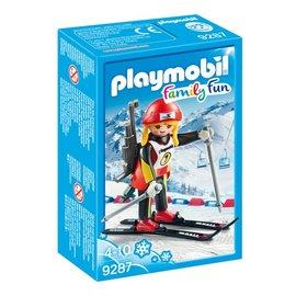 Playmobil Playmobil - Biatlete (9287)