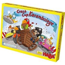 Haba Haba 301580 Crash cup karambolage spel