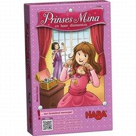 Haba Haba 301848 Prinses mina en haar diamanten