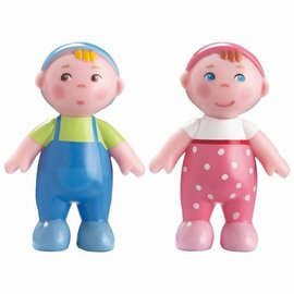 Haba Haba 302010 Little Friends - Baby's Marie en Max