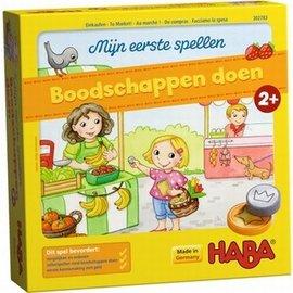 Haba Haba 302783 Mijn eerste spellen - Boodschappen doen