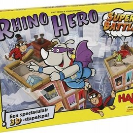 Haba Haba 302810 Rhino Hero super battle
