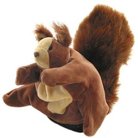 Beleduc Beleduc - kinderhandpop eekhoorn