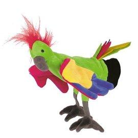 Beleduc Beleduc - kinderhandpop papegaai