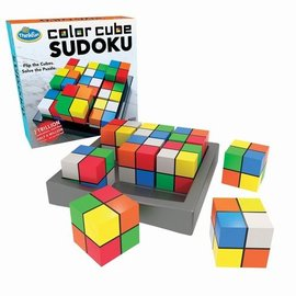 Thinkfun Thinkfun Color Cube Sudoku