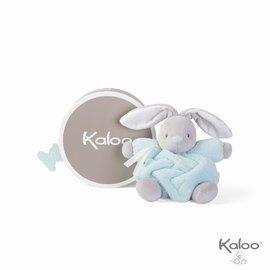 Kaloo Plume - Knuffelkonijn aqua