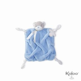 Kaloo Kaloo - Plume - Doudou beer blauw