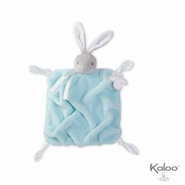 Kaloo Kaloo Plume - Doudou konijn aqua